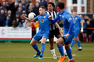 Maidenhead United FC 1-2 Stockport County FC 14.3.20