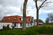 Texel is het grootste Nederlandse Waddeneiland. Het landschap op Texel is rijk en divers. Texel heeft behalve polders, brede zandstranden, duinen en graslanden ook heide, bos en kwelders. <br /> <br /> Texel is the biggest Dutch Wadden Island. The landscape on the island is rich and diverse. Texel has besides polders, wide sandy beaches, dunes and grasslands also heaths, woods and marshes.<br /> <br /> Op de foto / On the photo:  Oudeschild