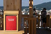Linz, Austria. HÖHENRAUSCH.3<br /> Die Kunst der Türme (The Art of Towers)<br /> Oberösterreich-Turm (Upper Austria Tower)