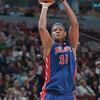 10-30 Detroit Pistons at Chicago Bulls