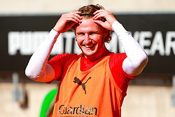 Kieran Sadlier of Rotherham United - Mandatory by-line: Ryan Crockett/JMP - 19/09/2020 - FOOTBALL - Aesseal New York Stadium - Rotherham, England - Rotherham United v Millwall - Sky Bet Championship