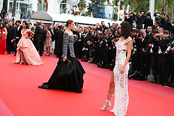 Chantel Jeffries attends the screening of 'Yomeddine' during the 71st annual Cannes Film Festival at Palais des Festivals on May 9, 2018 in Cannes, France. Photo by Shootpix/ABACAPRESS.COM