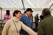 ANDI CUNNINGHAM; CHARLIE BROOKS, , Heythrop Point to Point, Cocklebarrow, 28 January 2018