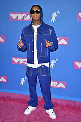 Tyga attends the 2018 MTV Video Music Awards at Radio City Music Hall on August 20, 2018 in New York City. Photo by Lionel Hahn/ABACAPRESS.COM