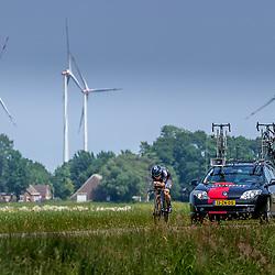 EMMEN (NED) June 16: <br />CYCLING <br />Dutch Nationals Time Trail Women Elite Floortje Mackay