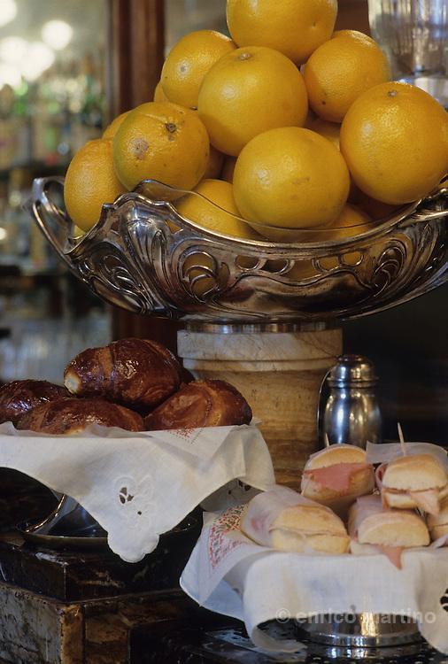 Mulassano historical coffee house