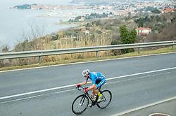 Winner  Gregor Muhllberger of Team Felbermayr Simplon Wels Team (AUT) during UCI Class 1.2 professional race 2nd Grand Prix Izola, on March 1, 2015 in Izola / Isola, Slovenia. Photo by Vid Ponikvar / Sportida