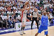 DESCRIZIONE : Campionato 2014/15 Serie A Beko Dinamo Banco di Sardegna Sassari - Grissin Bon Reggio Emilia Finale Playoff Gara3<br /> GIOCATORE : Amedeo Della Valle<br /> CATEGORIA : Tiro Tre Punti Three Point<br /> SQUADRA : Grissin Bon Reggio Emilia<br /> EVENTO : LegaBasket Serie A Beko 2014/2015<br /> GARA : Dinamo Banco di Sardegna Sassari - Grissin Bon Reggio Emilia Finale Playoff Gara3<br /> DATA : 18/06/2015<br /> SPORT : Pallacanestro <br /> AUTORE : Agenzia Ciamillo-Castoria/L.Canu