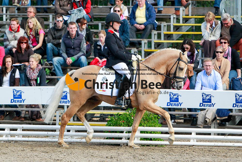 , Warendorf - Bundeschampionate  01. - 05.09.2010, Cyrill WE - Hartmann-Stommel, Wibke