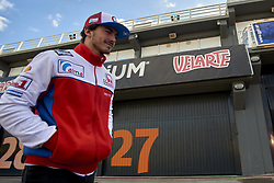 November 20, 2018 - Valencia, Spain - Francesco Bagnaia (63) of Italy and Alma Pramac Racing Ducati during the tests of the new MotoGP season 2019 at Ricardo Tormo Circuit in Valencia, Spain on 20th Nov 2018  (Credit Image: © Jose Breton/NurPhoto via ZUMA Press)