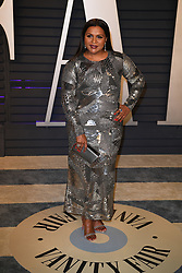 Mindy Kaling attending the 2019 Vanity Fair Oscar Party hosted by editor Radhika Jones held at the Wallis Annenberg Center for the Performing Arts on February 24, 2019 in Los Angeles, CA, USA. Photo by David Niviere/ABACAPRESS.COM