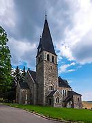 Kościół św. Anny w Zieleńcu, Dusznikach-Zdroju, Polska<br /> St Anne church in Zieleniec, Duszniki-Zdrój, Poland