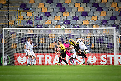 during football match between NS Mura and Vitesse (NED) in 1st round of UEFA Europa Conference League 2021/22, on 16 of September, 2021 in Ljudski Vrt, Maribor, Slovenia. Photo by Blaž Weindorfer / Sportida