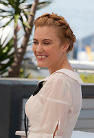Actress Malina Manovici at the gala screening for the film Graduation (Bacalaureat) at the 69th Cannes Film Festival, Thursday 19th May 2016, Cannes, France. Photography: Doreen Kennedy