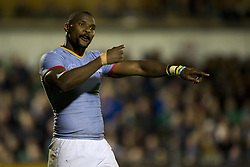 September 9, 2017 - Galway, Ireland - Luzuko Vulindlu of S.Kings during the Guinness PRO14 rugby match between Connacht Rugby and Southern Kings at the Sportsground in Galway, Ireland on September 9, 2017  (Credit Image: © Andrew Surma/NurPhoto via ZUMA Press)