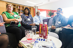 Lucozade Retailer round table meeting. Hanover Communications, London, October 10 2018.
