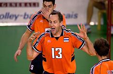 20000726 FRA: Olympisch Kwalificatie Toernooi Nederland - Canada, Castelnau Le Lez