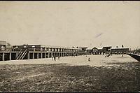 [Kupalište na Savi].  <br /> <br /> Impresum[S. l. : S. n., 1928].<br /> Materijalni opis1 razglednica : tisak ; 9 x 14 cm.<br /> Korporativni suradnikFoto-Firšt<br /> Vrstavizualna građa • razglednice<br /> ZbirkaZbirka razglednica • Grafička zbirka NSK<br /> Formatimage/jpeg<br /> PredmetSava<br /> SignaturaRZG-SAVA-2<br /> Obuhvat(vremenski)20. stoljeće<br /> NapomenaRazglednica je putovala 1928. godine. • Razglednica je izrađena po fotografiji Foto-Firšt Zagreb. • Na lijevoj strani savske obale bila su podignuta četiri kupališta: Huttererovo kupalište (kasnije Gosparićevo, izgrađeno 1883.), Gradsko (izgrađeno 1921. godine), Trnjansko (izgrađeno 1865. godine, također Hutterevo) i Vojničko (izgrađeno 1880. godine).<br /> PravaJavno dobro<br /> Identifikatori000954827<br /> NBN.HRNBN: urn:nbn:hr:238:214985 <br /> <br /> Izvor: Digitalne zbirke Nacionalne i sveučilišne knjižnice u Zagrebu