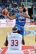 DESCRIZIONE : Pesaro Edison All Star Game 2012<br /> GIOCATORE : Daniel Hackett<br /> CATEGORIA : passaggio penetrazione<br /> SQUADRA : Italia Nazionale Maschile<br /> EVENTO : All Star Game 2012<br /> GARA : Italia All Star Team<br /> DATA : 11/03/2012 <br /> SPORT : Pallacanestro<br /> AUTORE : Agenzia Ciamillo-Castoria/C.De Massis<br /> Galleria : FIP Nazionali 2012<br /> Fotonotizia : Pesaro Edison All Star Game 2012<br /> Predefinita :