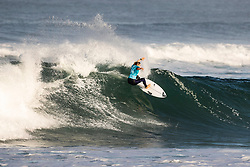 Bronte Macaulay (AUS) advances to the Semifinals of the 2018 Roxy Pro France after Quarterfinal Heat 4 in Hossegor, France.