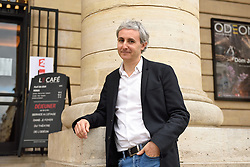 Ivan Jablonka awarded with the Medicis Prize for ëLaetitiaí at the La Mediterranee Restaurant in Paris, France on November 2, 2016. Photo by Alban Wyters/ABACAPRESS.COM