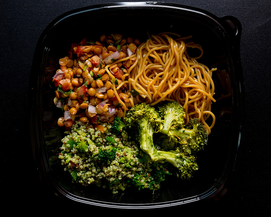 Vegetarian Buffet from City Acres ($7.77) - WFNYC