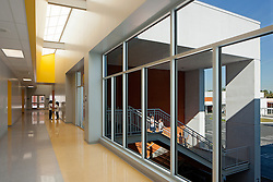 GKKWorks Architects.  Harry Bridges Span School. Photography by Tom Bonner Job ID 5892