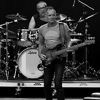 Sting performing at Norwegian Wood Festival in Oslo 2012