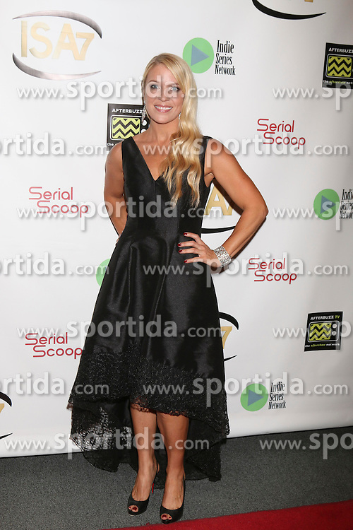 Alicia Leigh Willis at the 7th Annual Indie Series Awards at the El Portal Theater on April 6, 2016 in North Hollywood, CA. EXPA Pictures © 2016, PhotoCredit: EXPA/ Photoshot/ Kerry Wayne<br /> <br /> *****ATTENTION - for AUT, SLO, CRO, SRB, BIH, MAZ, SUI only*****