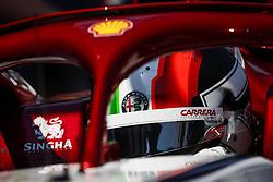 March 16, 2019 - Melbourne, Australia - Motorsports: FIA Formula One World Championship 2019, Grand Prix of Australia, ..#99 Antonio Giovinazzi (ITA, Alfa Romeo Racing) (Credit Image: © Hoch Zwei via ZUMA Wire)