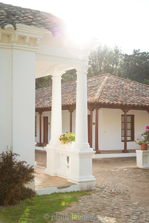 Hacienda Piman, Imbabura Province, Ecuador, South America