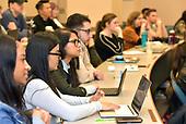 Bruce Leech Class Guest Speakers 4/17/2019
