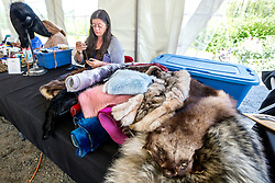 Adaka Cultural Festival 2016, Whitehorse, Yukon, Canada, Yukon First Nation Culture and Tourism Association, Kwanlin Dun Cultural Centre, Sarah McHugh
