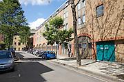 HS2 Drummond Street
