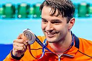 zilveren medaille kamminga 2021