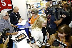 Autoren bei der Buchmesse in Göteborg / 240916 *** Ingemar Stenmark at The Gothenburg Book Fair 2016, Gothenburg, Sweden 2016-06-24