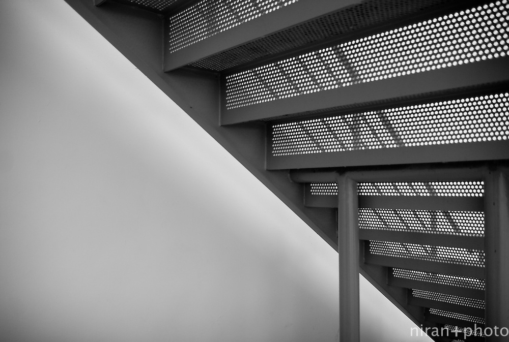 Perforated Stairs