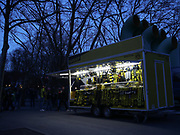 The Fanshop prior the Champions League round of 16, leg 2 of 2 match between Borussia Dortmund and Tottenham Hotspur at Signal Iduna Park, Dortmund, Germany on 5 March 2019.
