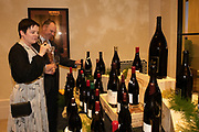 Stirling Fox & Kelly Kidneigh at¡ Salud! The Oregon Pinot Noir Auction 2018, Willamette Valley, Oregon