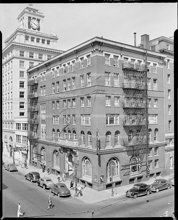 YWCA building SW Broadway & Taylor, June 7, 1949