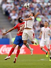 Costa Rica v Serbia - 17 June 2018