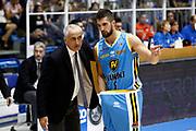 DESCRIZIONE : Capo dOrlando Lega A 2015-16 Betaland Orlandina Basket Vanoli Cremona<br /> GIOCATORE : Cesare Pancotto Fabio Mian<br /> CATEGORIA : Delusione Ritratto Head Coach<br /> SQUADRA : Betaland Orlandina Basket<br /> EVENTO : Campionato Lega A Beko 2015-2016 <br /> GARA : Betaland Orlandina Basket Vanoli Cremona<br /> DATA : 15/11/2015<br /> SPORT : Pallacanestro <br /> AUTORE : Agenzia Ciamillo-Castoria/G.Pappalardo<br /> Galleria : Lega Basket A Beko 2015-2016<br /> Fotonotizia : Capo dOrlando Lega A Beko 2015-16 Betaland Orlandina Basket Vanoli Cremona