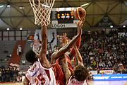 DESCRIZIONE : Pistoia Lega serie A 2013/14 Giorgio Tesi Group Pistoia Victoria Libertas Pesaro<br /> GIOCATORE : gibson kyle<br /> CATEGORIA : tiro difesa<br /> SQUADRA : Giorgio Tesi Group Pistoia<br /> EVENTO : Campionato Lega Serie A 2013-2014<br /> GARA : Giorgio Tesi Group Pistoia Victoria Libertas Pesaro<br /> DATA : 24/11/2013<br /> SPORT : Pallacanestro<br /> AUTORE : Agenzia Ciamillo-Castoria/GiulioCiamillo<br /> Galleria : Lega Seria A 2013-2014<br /> Fotonotizia : Pistoia Lega serie A 2013/14 Giorgio Tesi Group Pistoia Victoria Libertas Pesaro<br /> Predefinita :
