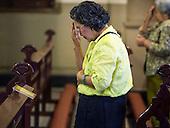 Sunday Mass at Santa Cruz