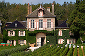 Bourgogne Cote de Nuits Clos des Langres Domaine d'Ardhuy - stock photo samples