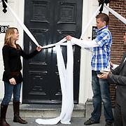 NLD/Edam/20080404 - Opening winkel Frank de Boer het Klooster in Edam, opening