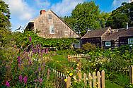 Home Sweet Home, East Hampton, New York, USA. Long Island