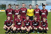 The Galway Team who played wicklow in Drom Galway. Photo: Andrew Downes