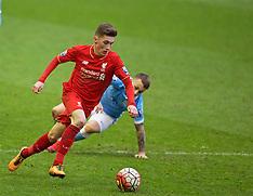 160207 Liverpool U21 v Man City U21