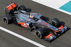 2012 Young Driver Test November Abu Dhabi